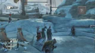 Assassin's Creed 3 |Bon Gameplay Multijoueur FR