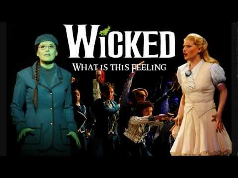 Wicked - What is This Feeling Lyrics