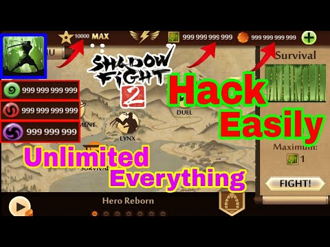 shadow fight 2 unlimited coins and gems hack - How To Hack Shadow Fight 2 Easily | [Android+iOS] | English | 2021 | 1280x720