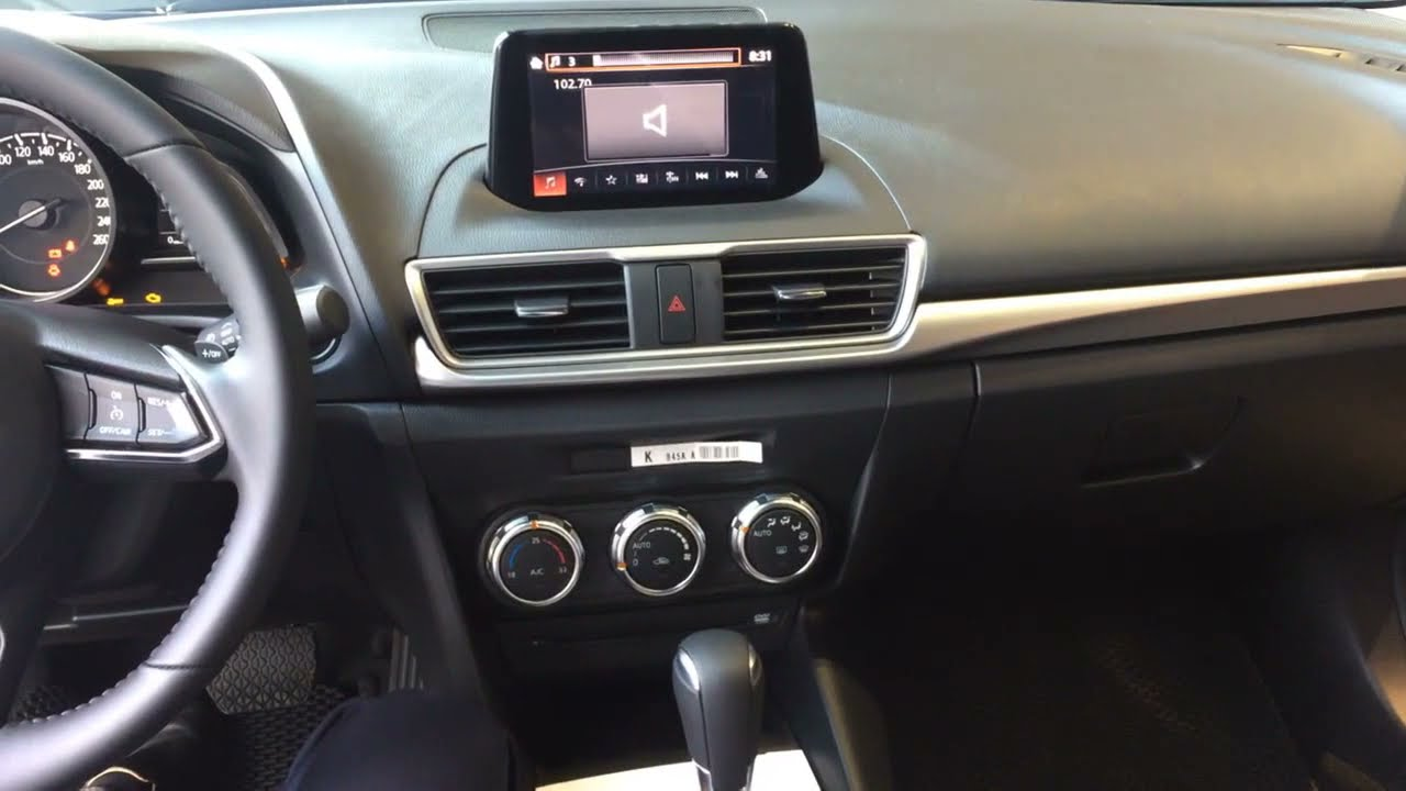 [Mazda 3 2019] Hướng dẫn sử dụng các tính năng thú vị của Mazda 3