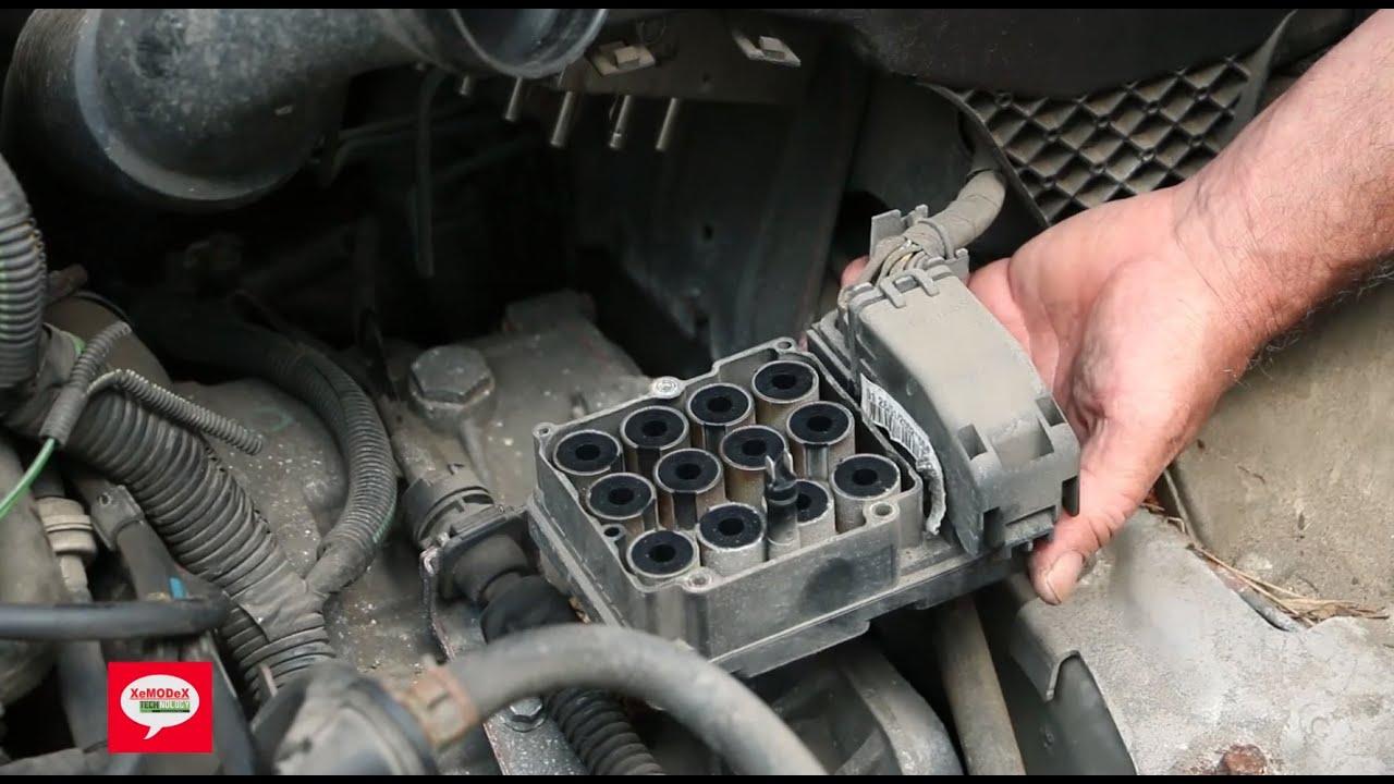Volvo BCM Brake Control Module Removal Procedure for S60