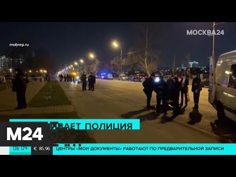 На Нагатинской набережной водитель сбил насмерть подростка - Москва 24
