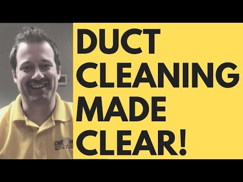 How Does Duct Cleaning Work? (Duct Cleaning Demonstration Plus How to Spot a Scam)