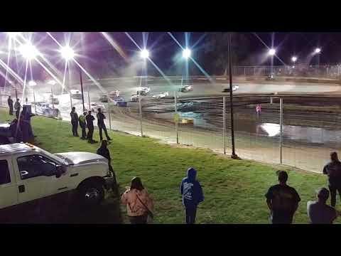 Bill Kettering Jr racing Peoria speedway