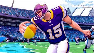 Dominating NFL Blitz With Tim TEBOW!   NFL Blitz 2012 Gameplay