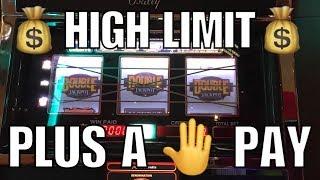 💥Jackpot💥High Limit Slot Play/Live Play & Handpay💥BIG WIN💥