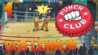 LA LEGENDE DE GASTON !!! PUNCH-CLUB : Ep.1 avec Bob Lennon