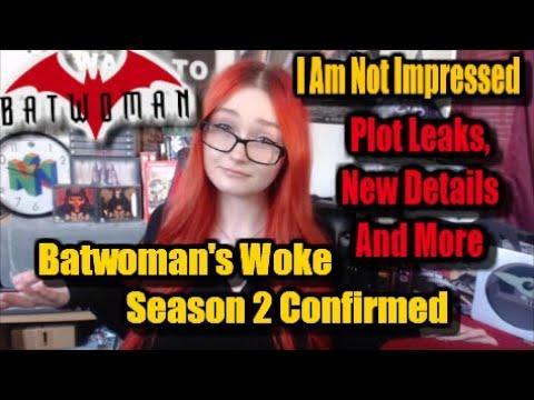 Download Batwoman Season 2 Casts New Lead, Plot Leaks Sound Worse Than Season 1