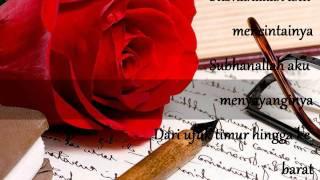 Indah Dewi Pertiwi - Di Atas Satu Cinta - OST tentang dhia