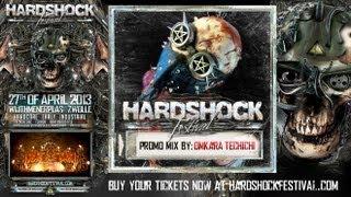 Omkara Techichi Promo Mix - Hardshock Festival 2013