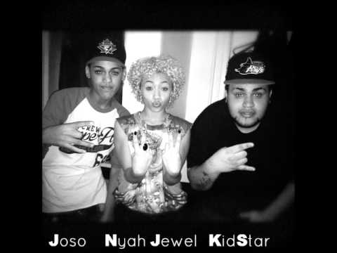 KIDSTAR NYAH JEWEL & JOSO - LOVE AND HATE