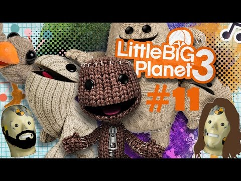 Little Big Planet 3 #11 | FLYING LIKE A BIRD!