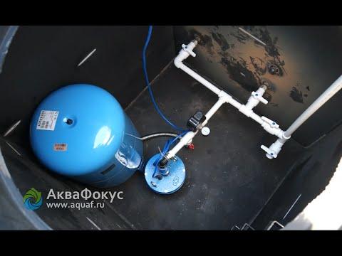 Обустройство скважины на воду от компании АкваФокус
