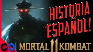 Mortal Kombat 11 Trailer Historia Sub ESPAÑOL!!