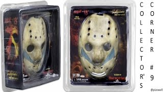 NECA Friday the 13th Part 5: A New Beginning Replica Hockey Mask - Collector's Corner