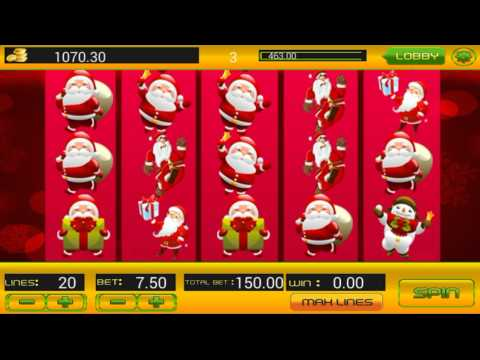Christmas Slots Casino Game For Android
