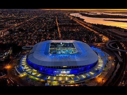 Top 16 Most Modern Brazilian Stadiums (2019-2020)