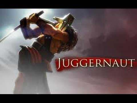 видео: Гайд на Джагера (juggernaut) dota 2