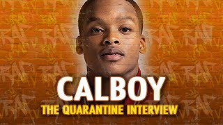 "Calboy On Life After ""Envy Me"", Going To A Psych Ward, Chief Keef Influence & Lil Tjay/Lil Baby Song"
