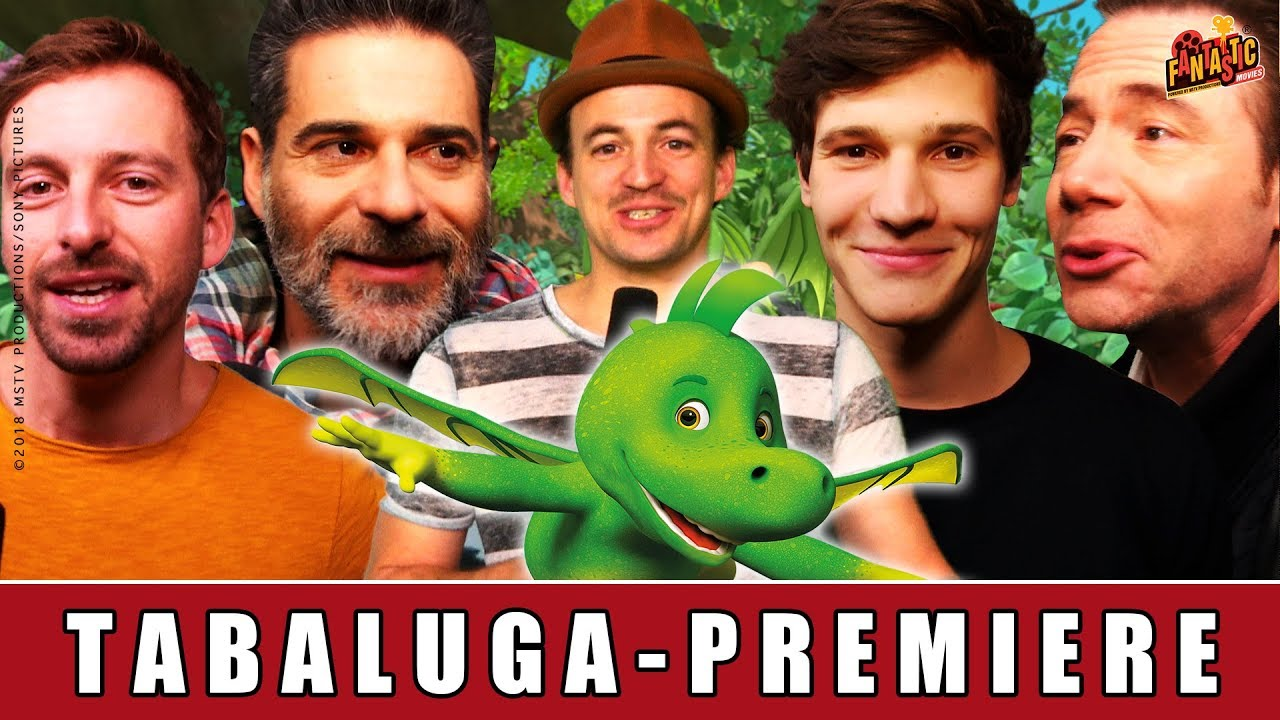 Tabaluga - Der Film - Premiere I Wincent Weiss I Peter Maffay