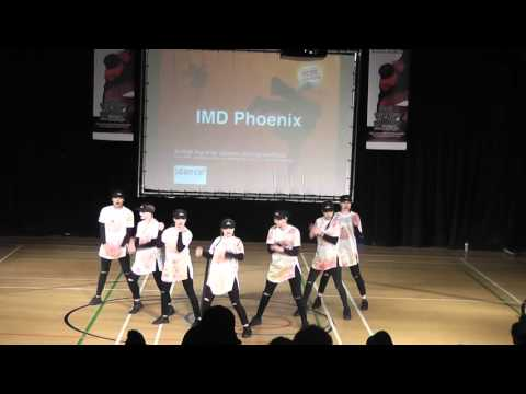 IMD Legion Phoenix Hip Hop International UK
