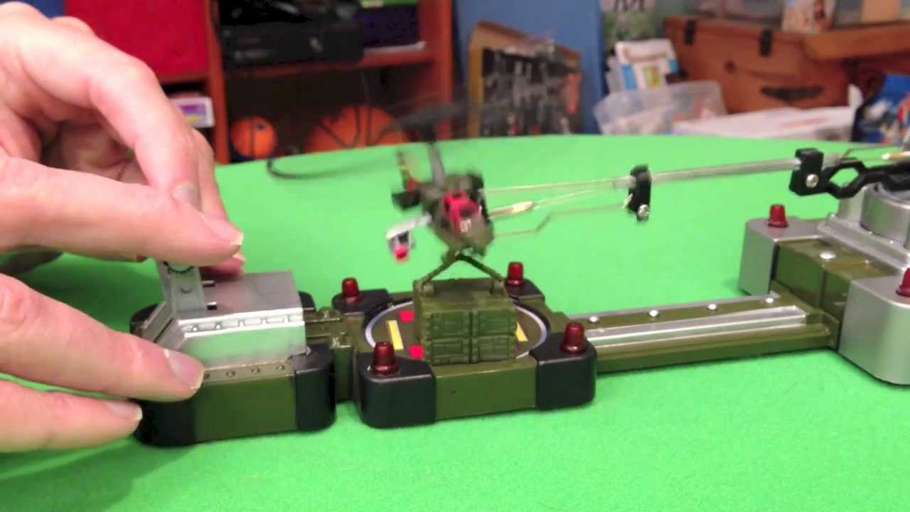 Chopper Squad Mission Apache Helicopter Review, The Old ...