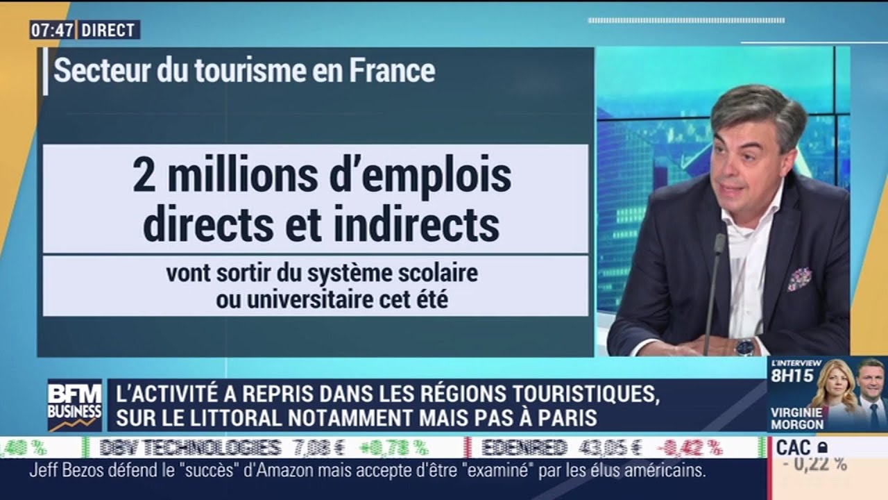 Download Jean-Virgile Crance (GNC): La crise frappe davantage les hôtels haut de gamme, 4 étoiles et plus