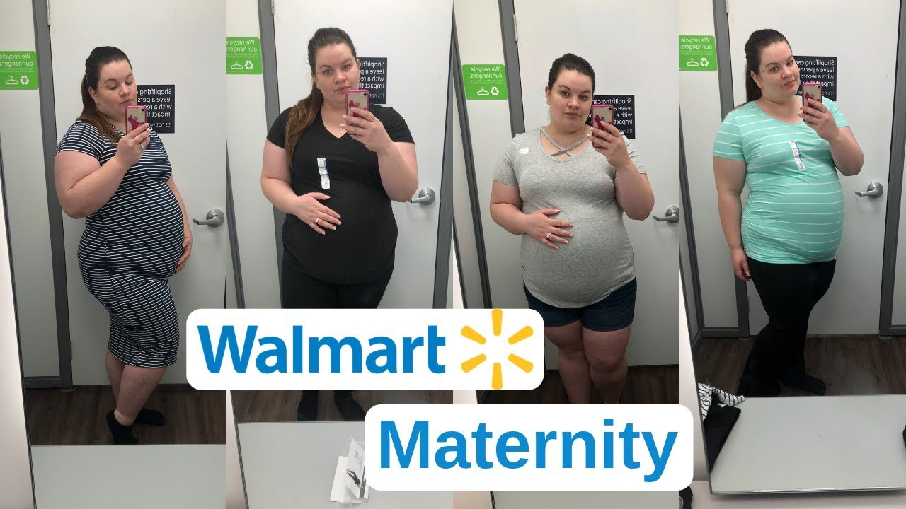 d1ef565e364b0 Walmart Maternity |Plus Size In The Fitting Room - YouTube