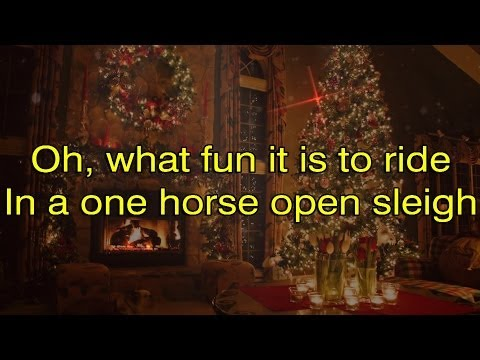 Nat King Cole - Jingle Bells (Original Song) [Lyrics]