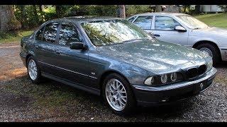 2000 BMW E39 528i