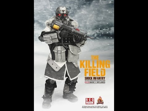 Inflames Killing Field  Shock Trooper 1/6 Scale Figure Review