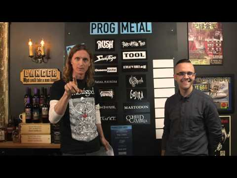 Prog Metal Essential s with Dan Briggs Between the Buried and Me  LOCK HORNS archive