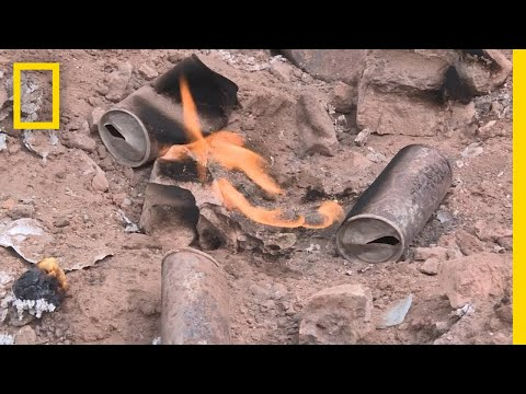 This Underground Fire Has Been Burning for 59 Years | National Geographic