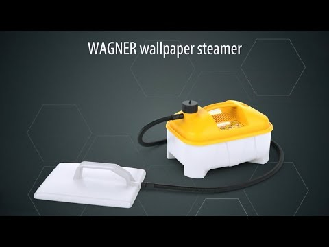 W15 SteamPerfect Wallpaper Steamer - YouTube