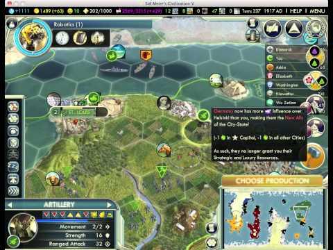 Let's Play Civilization 5 9:7 - Arabia (Harun al-Rashid)