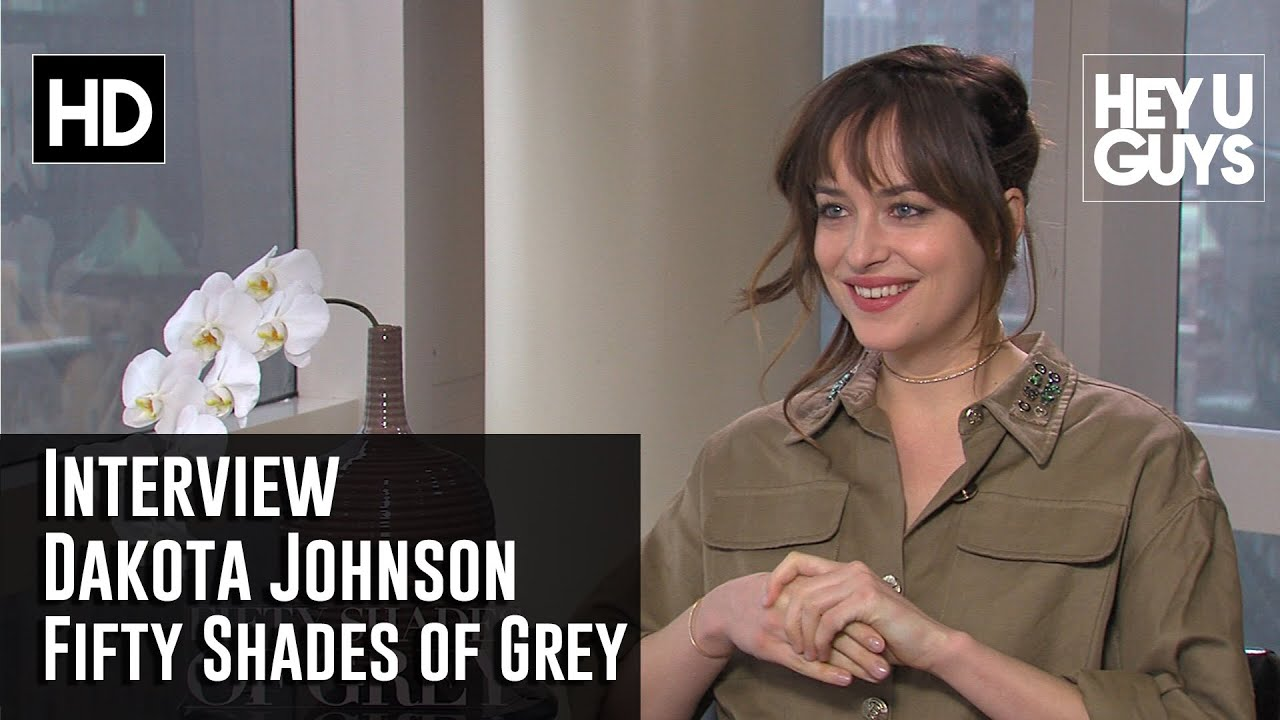 Dakota johnson interview fifty shades of grey youtube for Fifty shades of grey movie online youtube