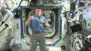 International Space Station Crew Member Astronaut Reid Wiseman Discusses Life In Space