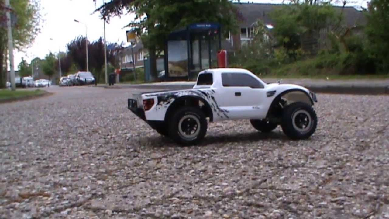 Traxxas Ford F150 RAPTOR SVT 2wd Rc Car