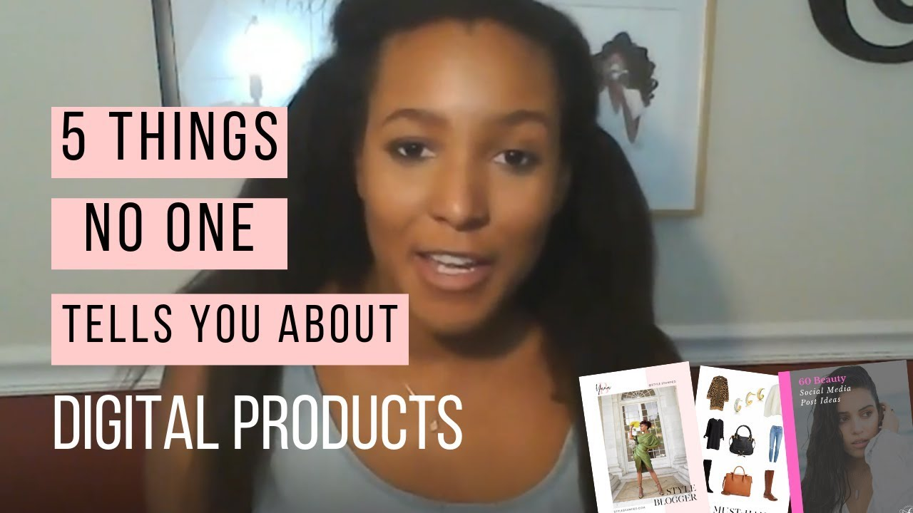 5 Things You Need to Sell Digital Products | Creative Market | Etsy