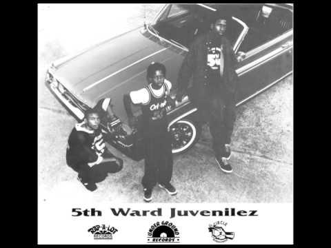 5th Ward Juvenilez - G-Groove (Dean's Remix 2) Bomb G-Funk ! Houston Rap-A-Lot Records