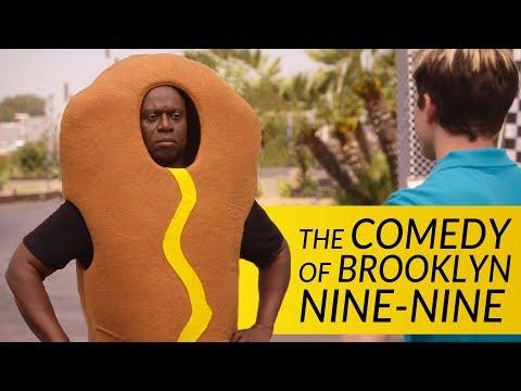 How Brooklyn Nine-Nine Makes a Joke
