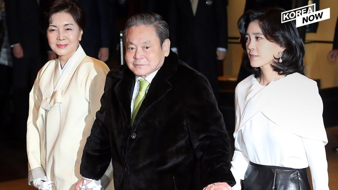 Samsung Group Chairman Lee Kun-hee in hospital for 7th year, marks 78th birthday this week - YouTube