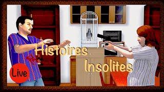 Live - Histoire Insolite: Des perroquets et des meurtres