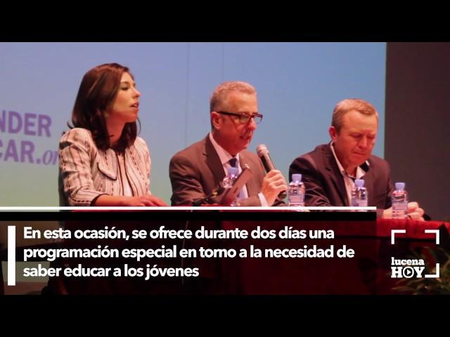 VÍDEO: XX Jornadas de la Escuela de Padres Educar 3.0