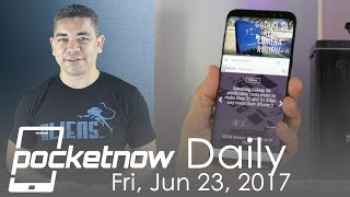 Samsung Galaxy Note 8 hefty price, LG V30 features & more   Pocketnow Daily