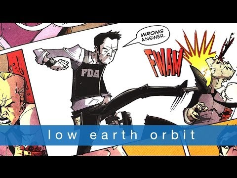 Chew - Comic Book Series Review
