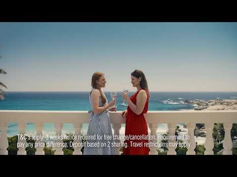 British Airways Holidays advert 2021