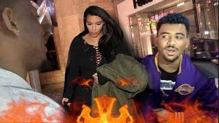 Omg ran into Kim Kardashian!!!ft Zias, Mcqueen, DDG vLog