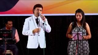 Download Dum Bhar Jo Udar Muh Fere By Disha Patel & Mukhtar Shah at Farmaish Club Vadodara MP3 song and Music Video