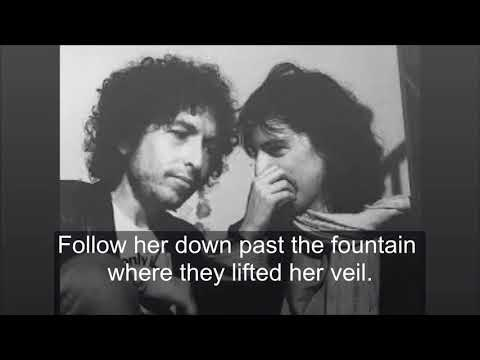 Patti Smith - Changing of the Guards (lyrics on screen)